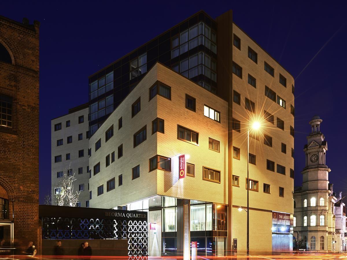Aparthotel Adagio Birmingham City Centre - Serviced ...