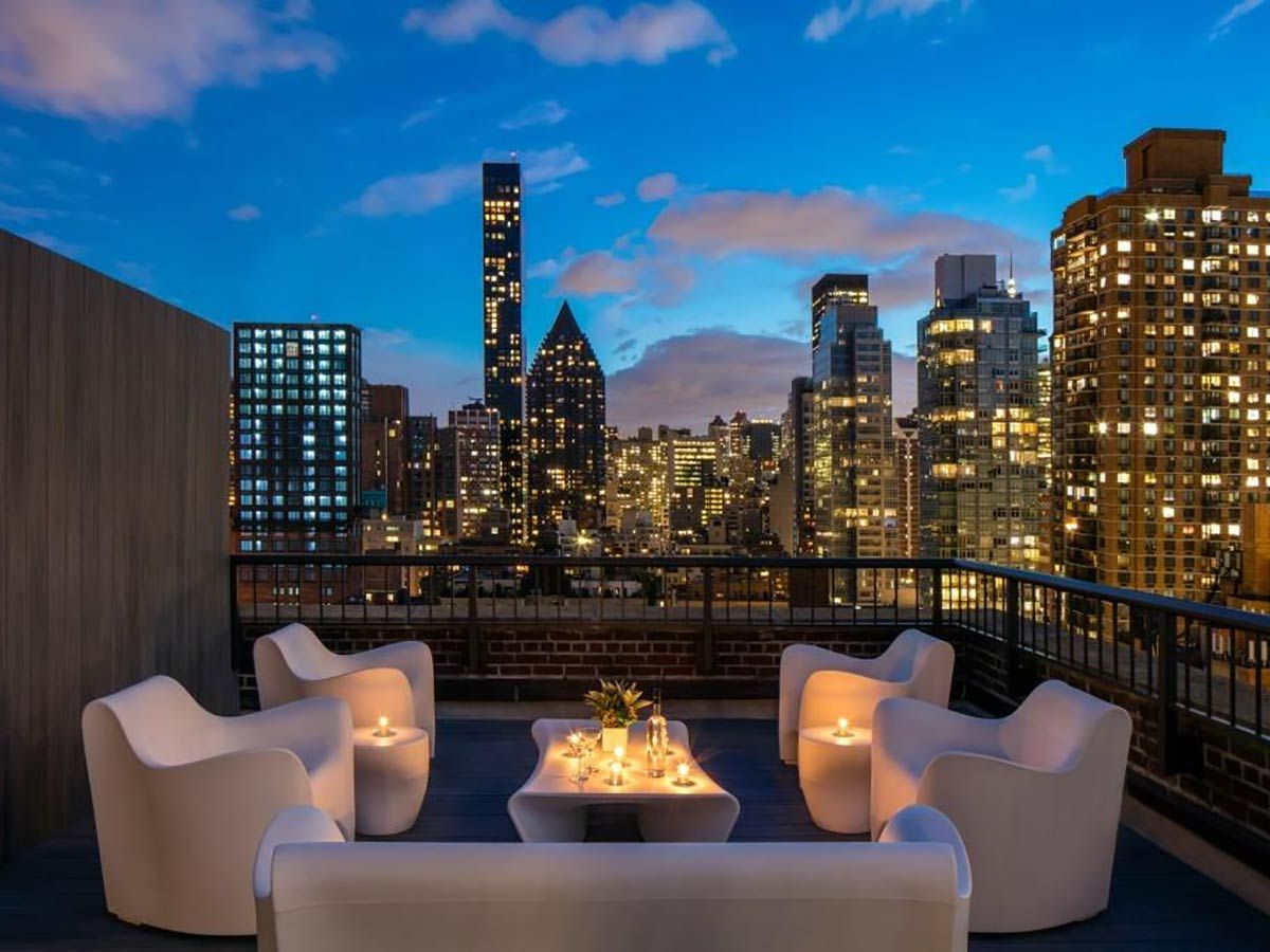 Sutton Place - Serviced Apartment in New York City   Q ...