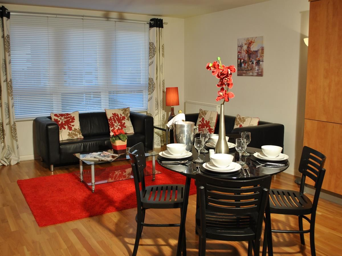 Edinburgh City Centre - Serviced Apartment in Edinburgh ...