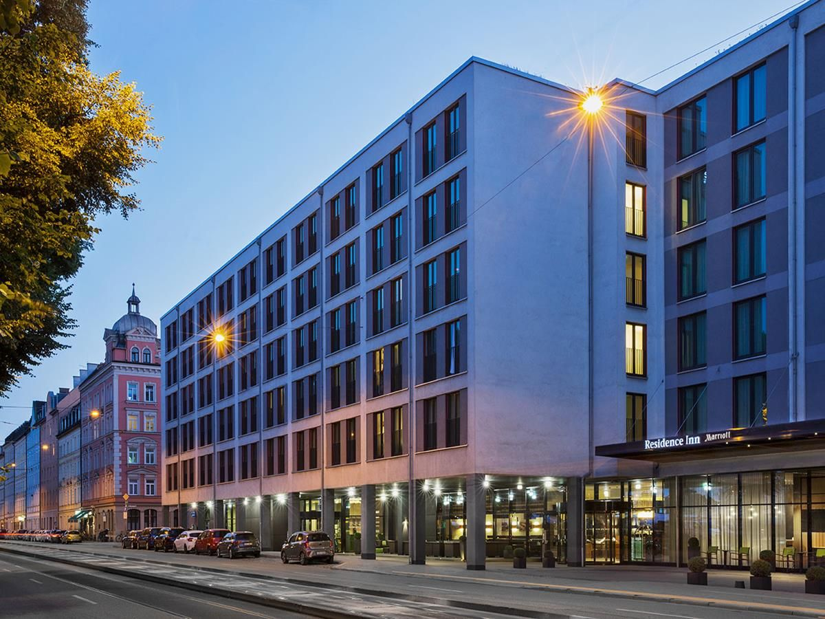 Residence Inn by Marriott Munich City East - Serviced ...