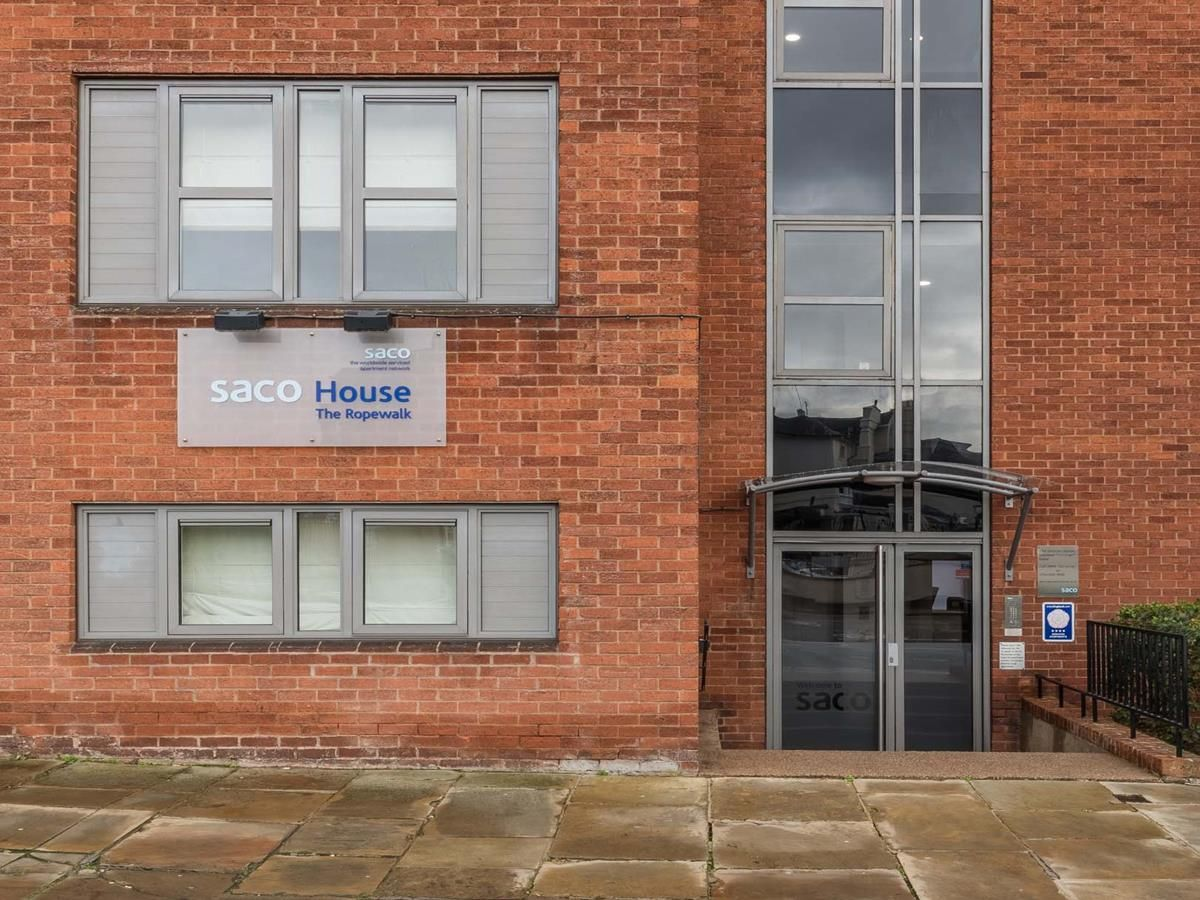 The Ropewalk - Serviced Apartment in Nottingham | Q Apartments