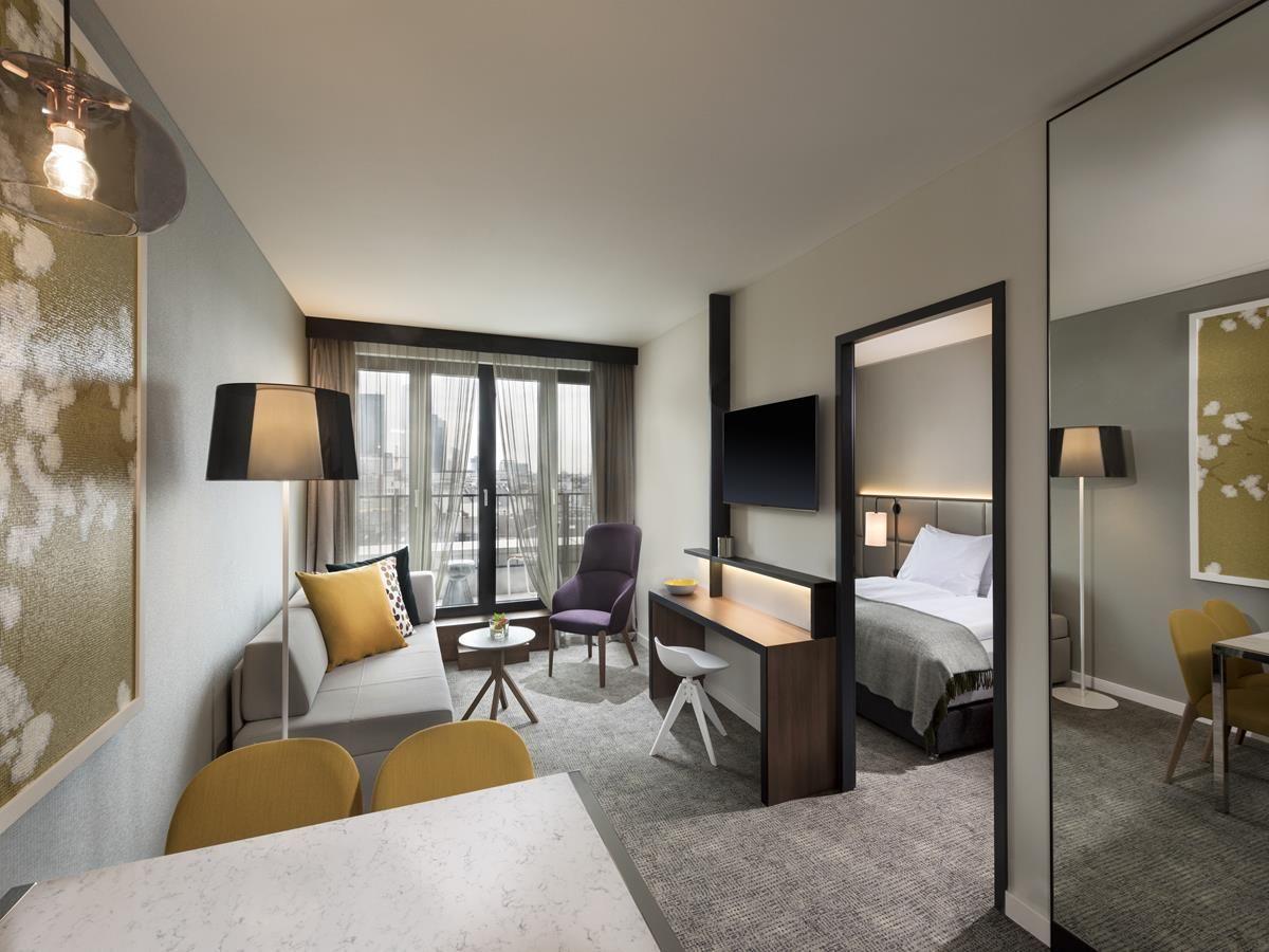 Apartment Frankfurt Programm