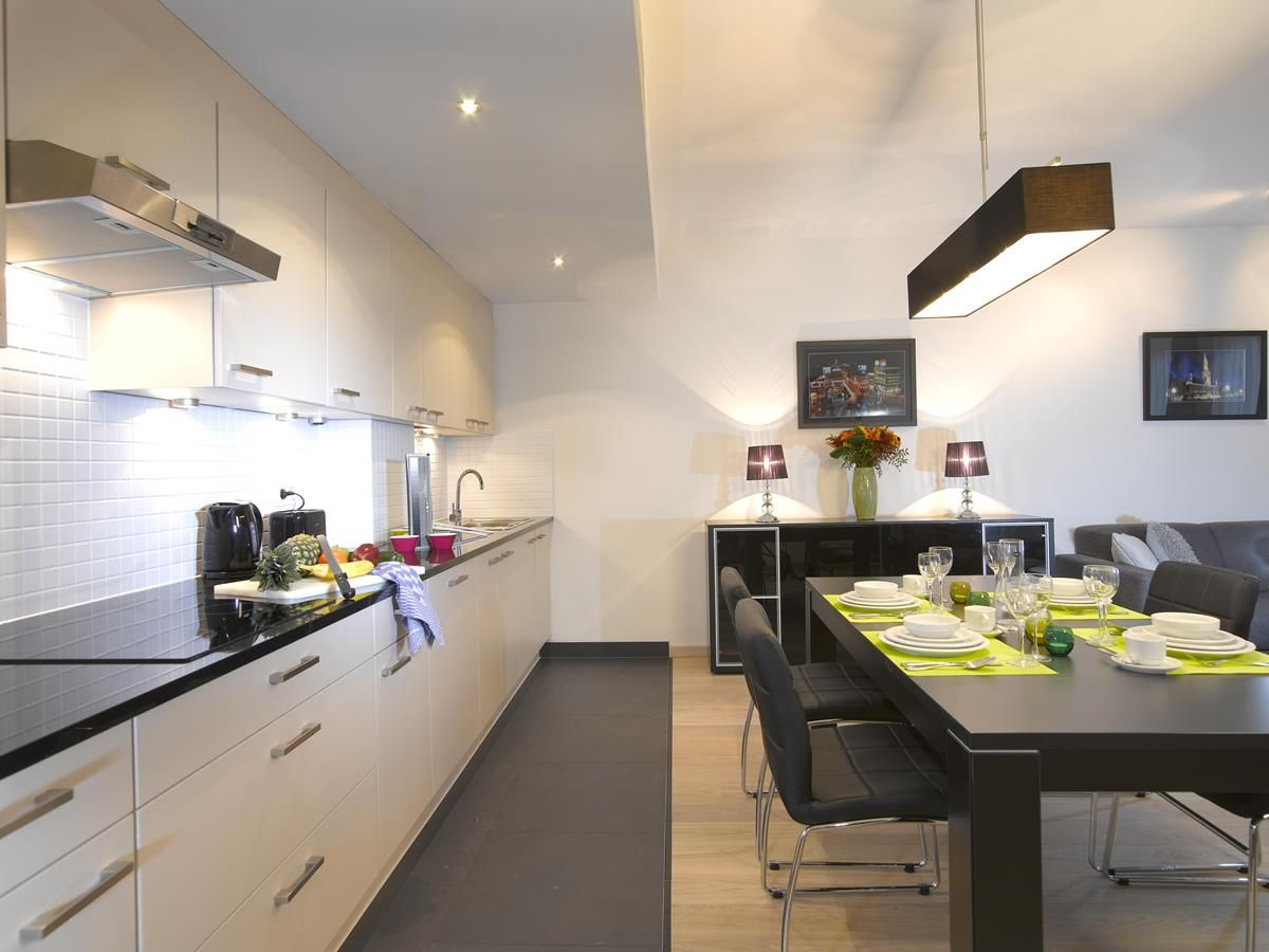 Thon Residence EU - Serviced Apartment in Brussels | Q ...