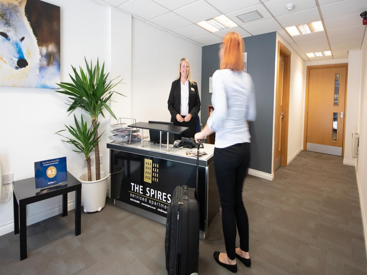 The Spires Serviced Apartments Glasgow - Serviced ...