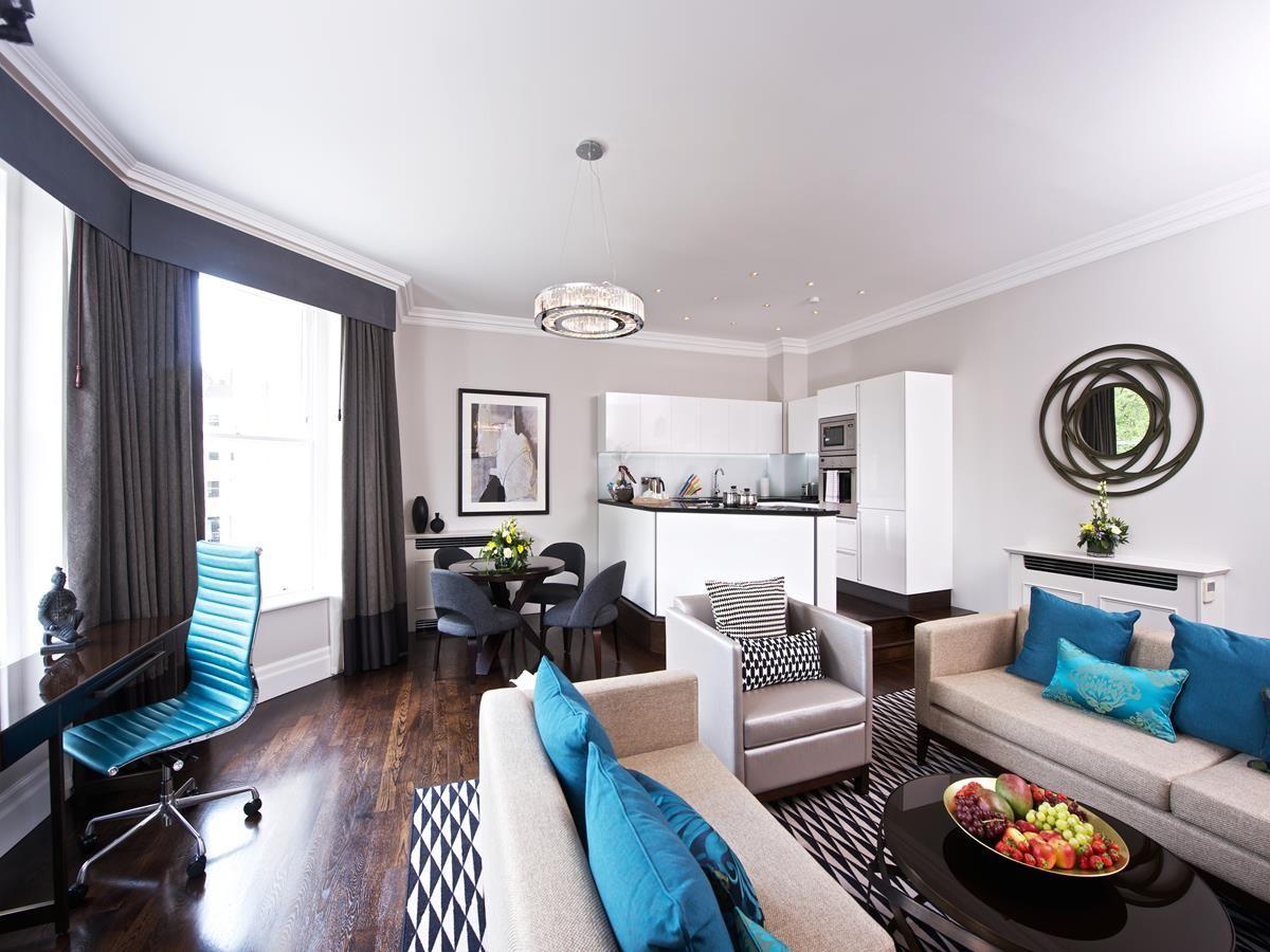 Fraser Suites Kensington - Serviced Apartment in London ...