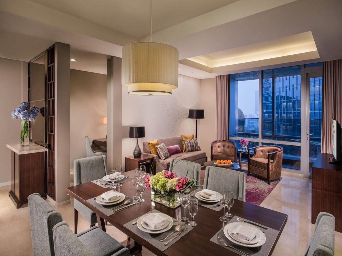 Ascott Kuningan Jakarta - Serviced Apartment in Jakarta ...
