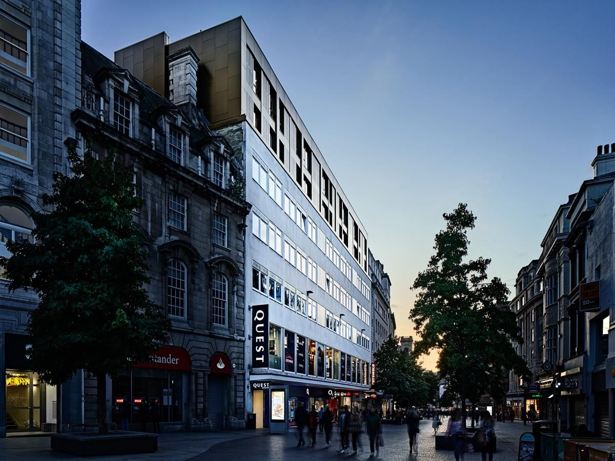 Quest Liverpool City Centre - Serviced Apartment in ...