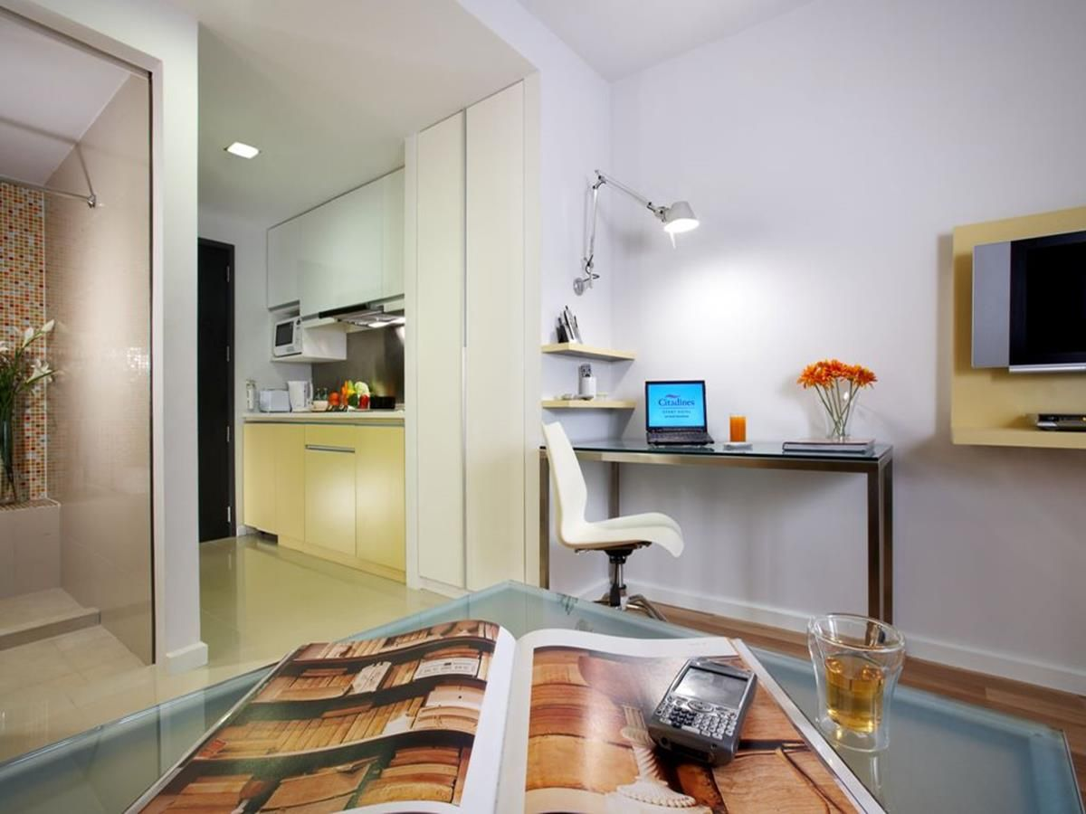 Citadines Sukhumvit 16 Bangkok - Serviced Apartment in ...